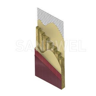 Вентилируемые панели для фасадов